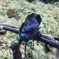 厂家直销 新款自行车多功能手机防震支架山地车导航仪 架骑行备件